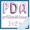 PDA - arithmétique (3e cycle)