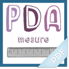 PDA - mesure (1er cycle)