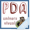 PDA - l'univers vivant (1er cycle)